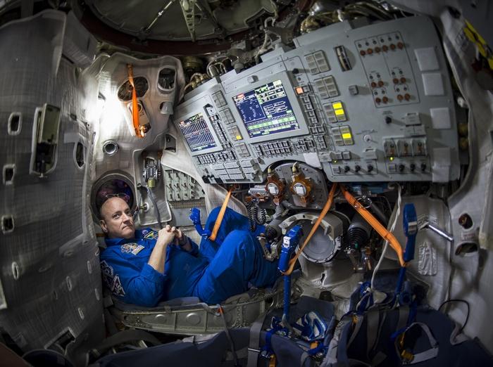 Международная космическая станция. Фото: Bill Ingalls/NASA via Getty Images