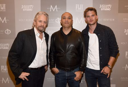 Variety Studio Presented By Moroccanoil At Holt Renfrew - Day 2 - 2014 Toronto International Film Festival