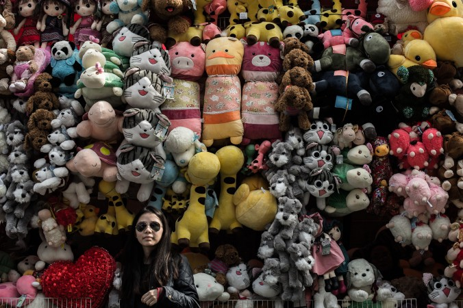 игрушки в Гонконге