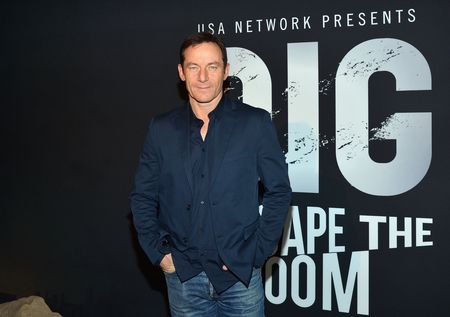 """NEW YORK, NY - FEBRUARY 26:  Actor Jason Isaacs attends """"Dig: Escape The Room"""" event at 22 Little West 12th on February 26, 2015 in New York City.  (Photo by Slaven Vlasic/Getty Images)"""