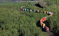 Россия, Украина, РЖД, Минобороны, строительство железной дороги