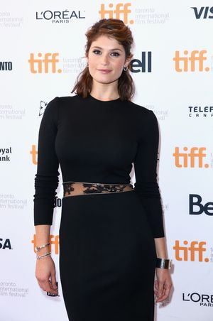 """TORONTO, ON - SEPTEMBER 06:  Actress Gemma Arterton attends the """"Gemma Bovery"""" Premiere during the 2014 Toronto International Film Festival at Winter Garden Theatre on September 6, 2014 in Toronto, Canada.  (Photo by Leonard Adam/Getty Images)"""