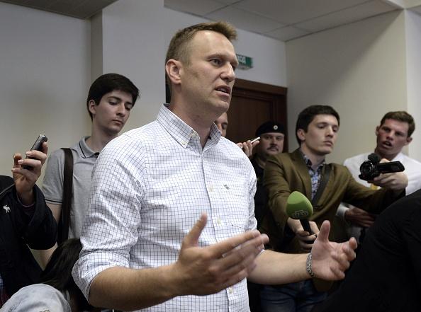 Новосибирск, Алексей Навальный