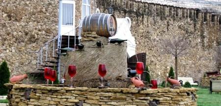 Хранилище вин в Молдове. Фото: otdyh.md