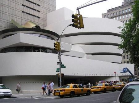 Музей Гуггенхайма в Нью-Йорке. Фото: commons.wikimedia.org