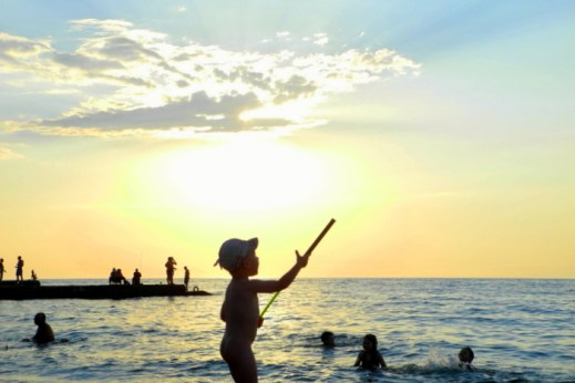 Пляжи Севастополя (6)