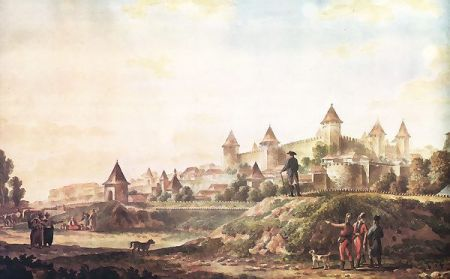 Вид крепости Бендеры. Фото: ru.wikipedia.org