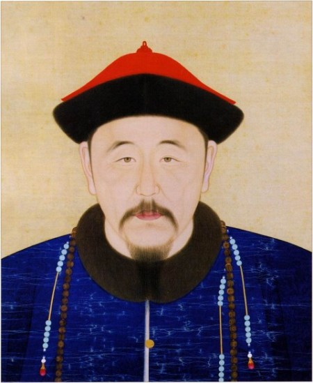 Император Канси династии Цин в возрасте 40 лет (Wikimedia Commons)