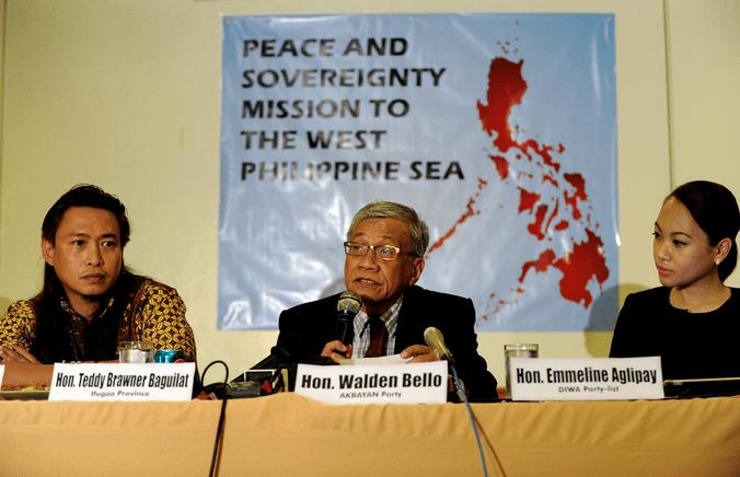 Филиппины, Китай, Спратли, Сакрборо, ООН, территориальный спор
