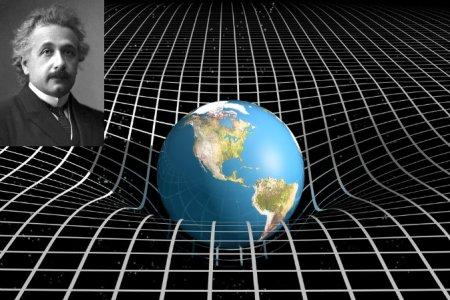 Иллюстрация, показывающая связь между пространством-временем и гравитацией. (Shutterstock)
