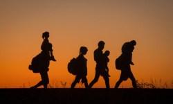 миграция, мигранты, Венгрия, Сербия, балканский маршрут, фото дня