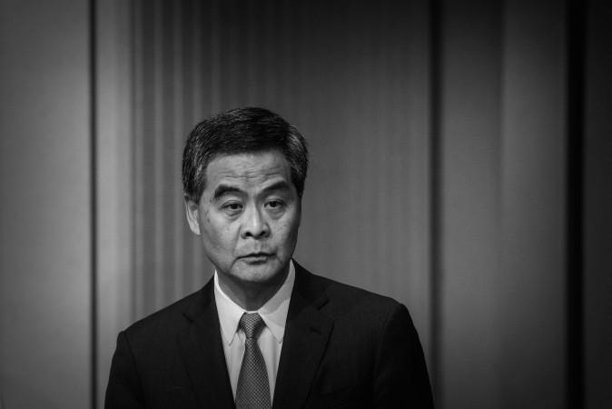 автономию Гонконга лидер Лян Чжэньин