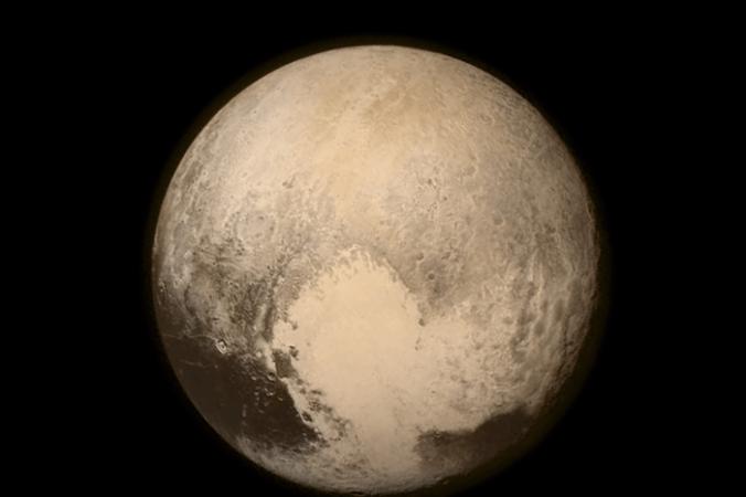 NASA, Плутон, видео