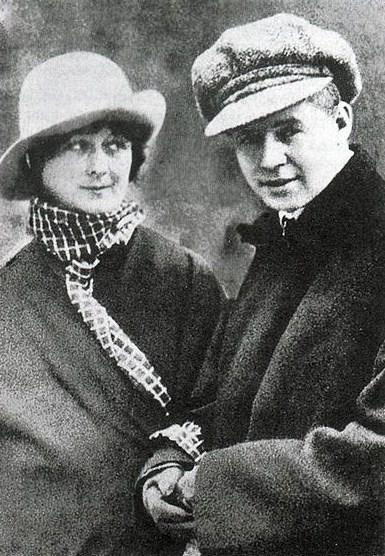 Есенин и Дункан. Фото: