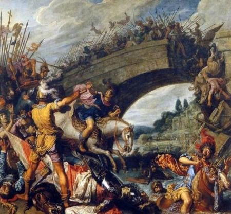 Battle-of-the-Milvian-Bridge