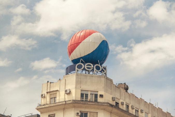 Pepsi, смартфон, Китай, Pepsi №1