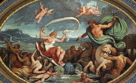 The-Marriage-of-Poseidon-and-Amphitrite