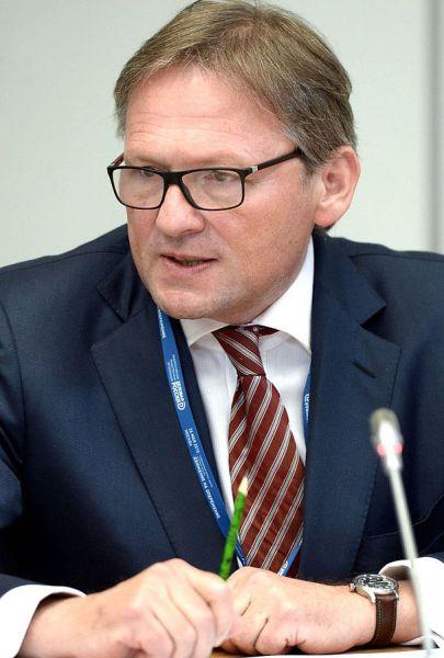Уполномоченный по защите прав предпринимателей Борис Титов. Фото: Барвенковский/wikipedia.org/CC BY 4.0