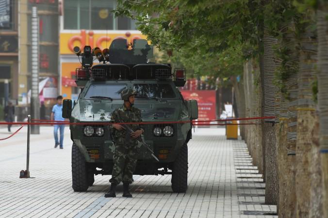 репрессий уйгуров власти используют теракты