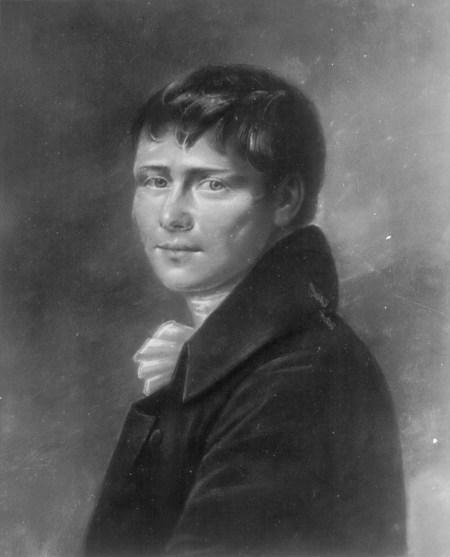 Генрих Клейст. Фото: Publik Domain/wikipedia