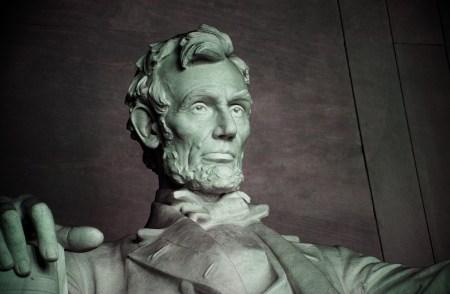 Памятник Аврааму Линкольну. Фото: pixabay.com/CC0 Public Domain