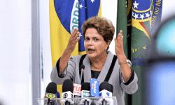 Дилма Руссефф, Бразилия, импичмент