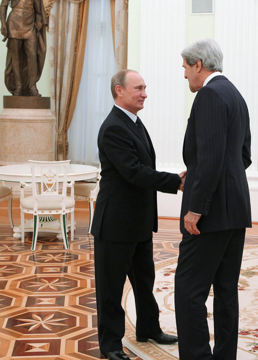 Фото: MIKHAIL KLIMENTYEV/AFP/Getty Images