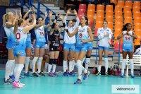 волейболистки московского Динамо