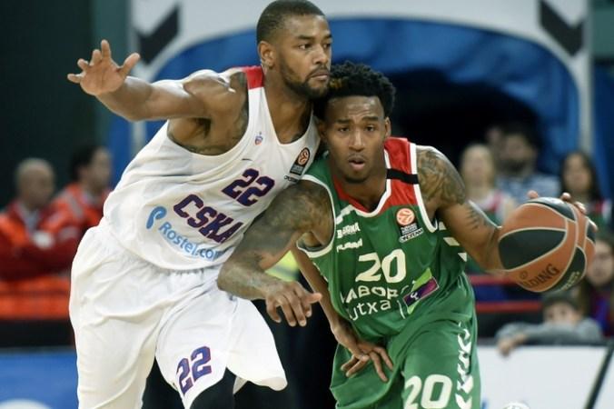 Баскетболисты ЦСКА из Москвы 21 января проиграли испанской «Басконии» в выездном матче топ-16 баскетбольной Евролиги.