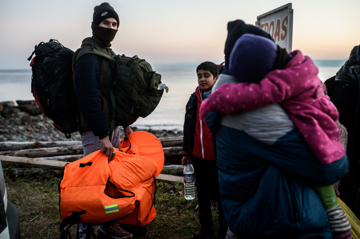 Фото: OZAN KOSE/AFP/Getty Images