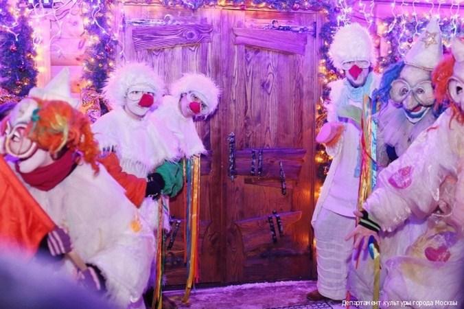 куда пойти в Москве на рождественские праздники