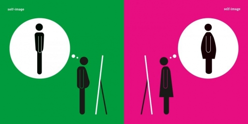 мужчина и женщина