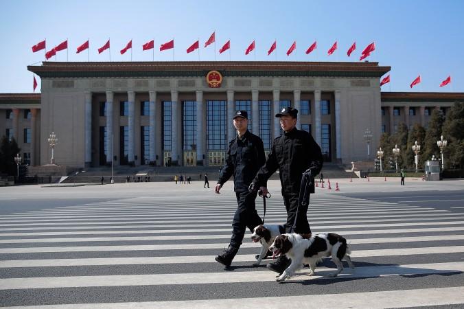 С 1999 г. китайская компартия ведёт кампанию по искоренению Фалуньгун, популярной духовной практики.
