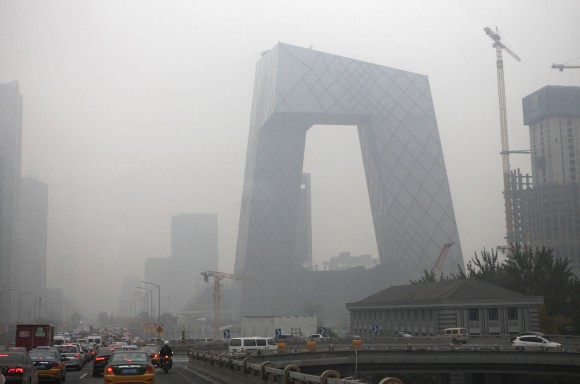 Реквием по архитектурной эпохе? Фото: ChinaFotoPress/ChinaFotoPress via Getty Images