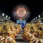 карнавал в Бразили