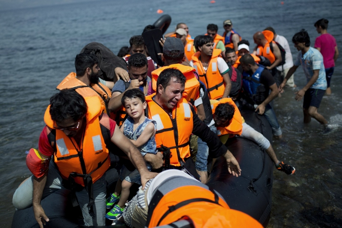 Фото: ANGELOS TZORTZINIS/AFP/Getty Images