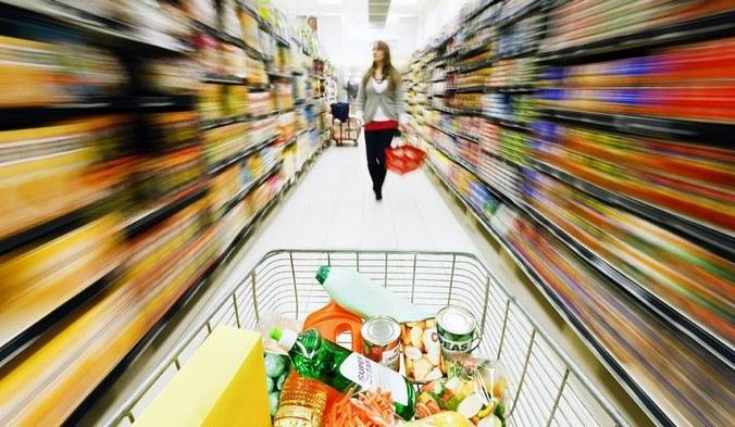 россияне из-за антисанкций переплатили за продукты
