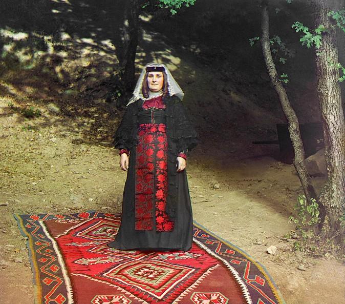 грузинка