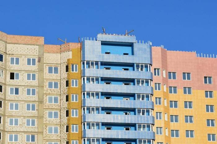 строящиеся дома в санкт-петербурге