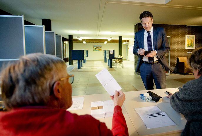 референдум в Нидерландах