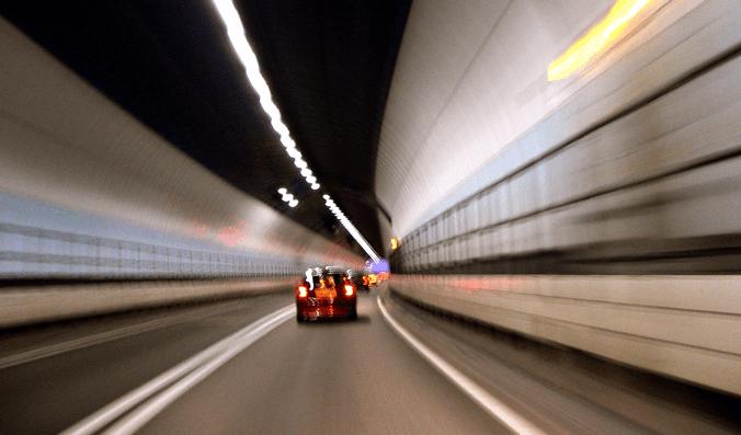 Тоннель, строительство, хорды, Северо-Западная хорда