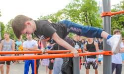 Фестиваль уличных видов спорта