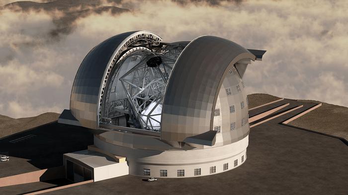 Космос, Чили, телескоп, ESO, контракт