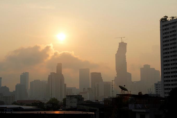 За 30 лет почва Бангкока просела на метр. Фото: pixabay.com/CC0 Public Domain