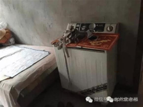 Интерьер старого жилища Ли. Фото: via Xinhua
