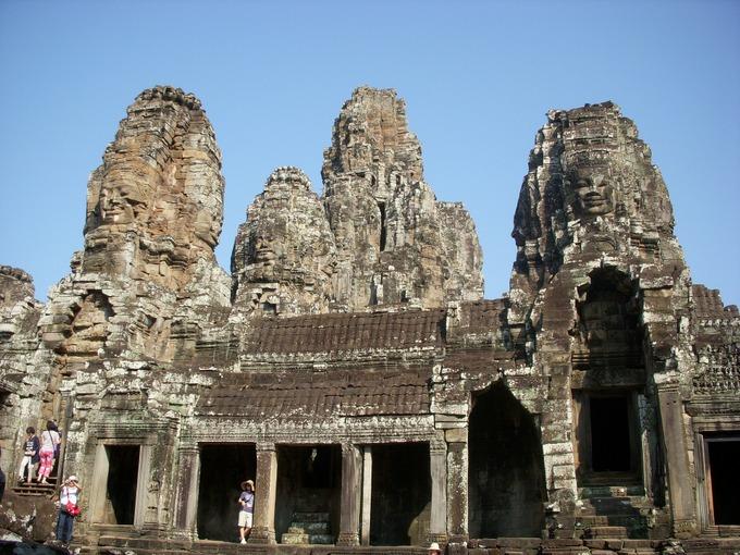 Храмовый комплекс Анкгор-Ватв Камбодже. Фото: pixabay.com/CC0 Public Domain