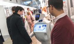 инновации, экскурсии, новые технологии, роботы, Москва
