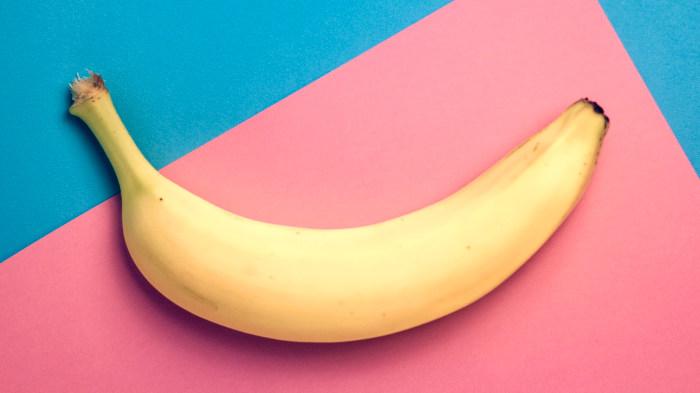 польза банана
