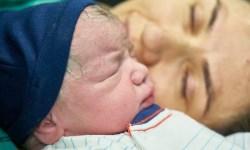младенец, новорожденный, ребенок, мама, роды, рождение, родить, шапочка