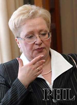 Народный депутат Украины Елена Бондаренко. Фото: PHL
